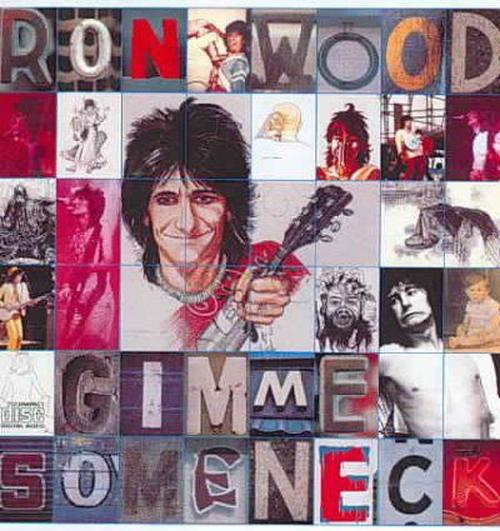 Gimme-Some-Neck-Ron-Wood-New-Sealed-CD-Free-Shipping