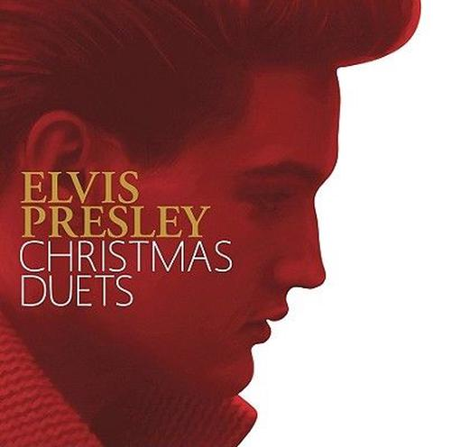 Elvis-Presley-Christmas-Duets-Elvis-Presley-New-Sealed-CD-Free-Shipping