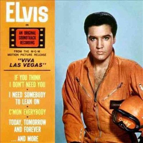 Viva-Las-Vegas-Elvis-Presley-New-Sealed-Compact-Disc-Free-Shipping