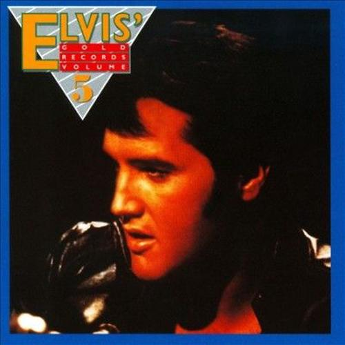 Golden-Records-Vol-5-Elvis-Presley-New-Sealed-CD-Free-Shipping