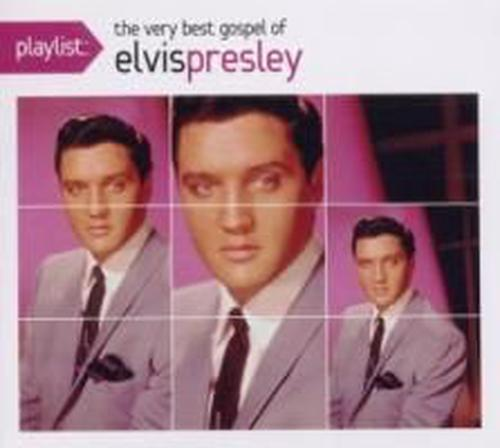 Playlist-The-Very-Best-Gospel-of-Elvis-Presley-Elvis-Presley-New-Sealed-CD