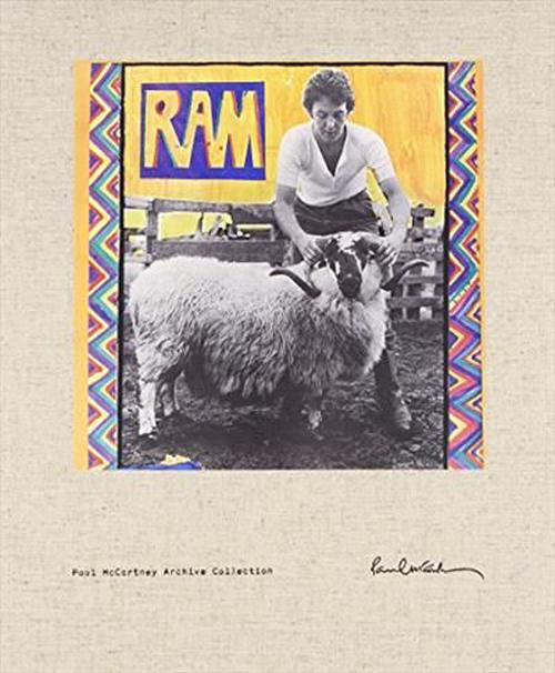 Ram-Super-Deluxe-Edition-Paul-Mccartney-New-Sealed-CD-Free-Shipping