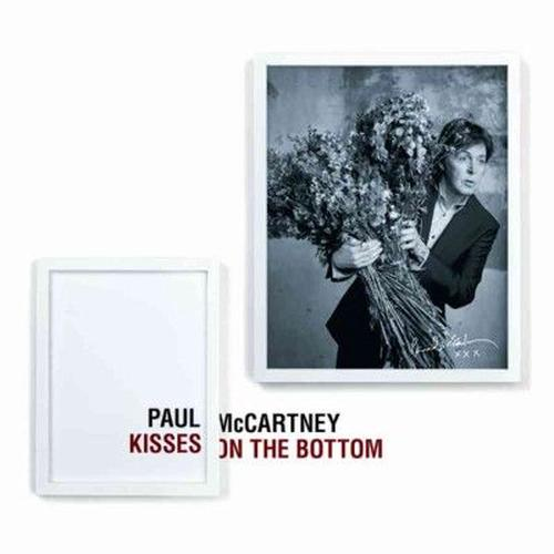 Kisses-on-the-Bottom-Paul-Mccartney-New-Sealed-Compact-Disc-Free-Shipping