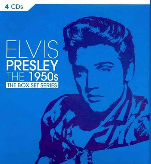 Box-Set-Series-elvis-Presley-Elvis-Presley-New-Sealed-Compact-Disc-Free-Ship