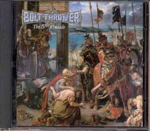 The-4th-Crusade-Thrower-Bolt-New-Sealed-CD-Free-Shipping