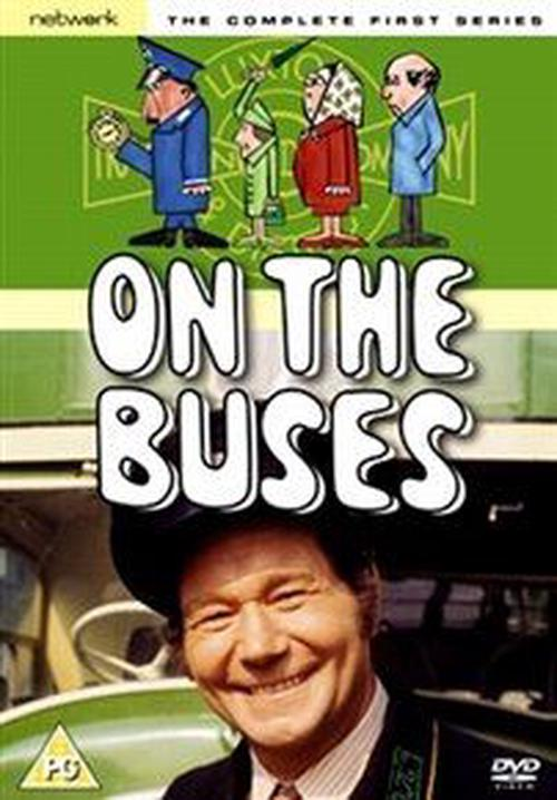 On-the-Buses-The-Complete-Series-1-Digital-Versatile-Disc-DVD-Region-2-Bran