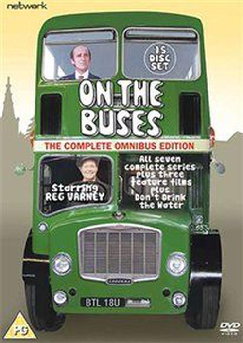 On-the-Buses-The-Complete-Omnibus-Digital-Versatile-Disc-DVD-Region-2-Brand