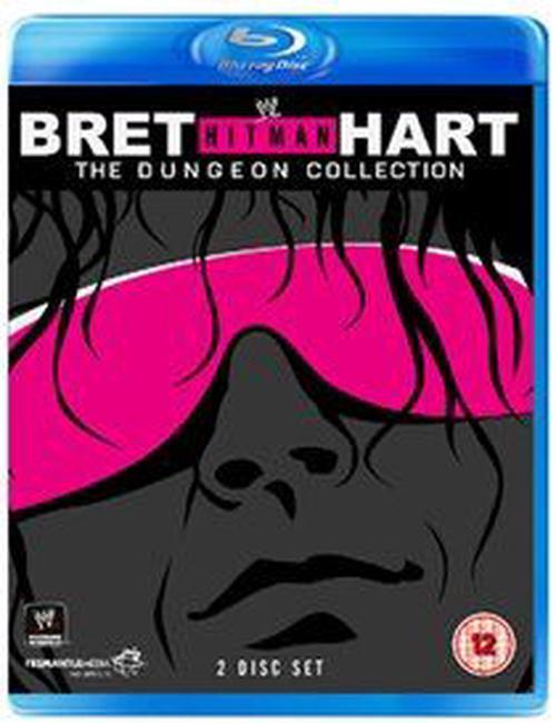 WWE-Bret-Hitman-Hart-The-Dungeon-Collection-Blu-ray-Disc-Blu-ray-Region-B