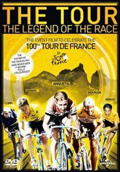 Legend-of-the-Tour-De-France-Digital-Versatile-Disc-DVD-Region-2-Brand-New-F