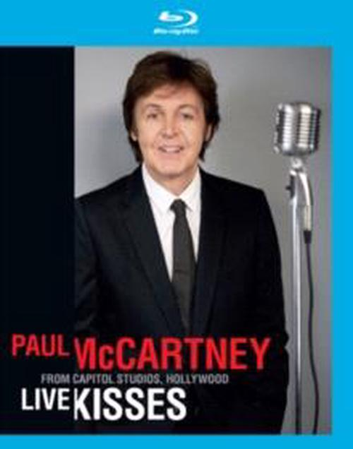 Paul-McCartney-Live-Kisses-Blu-ray-Disc-Blu-ray-Region-B-Brand-New-Free-Shi