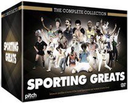 Sporting-Greats-Collection-Digital-Versatile-Disc-DVD-Region-2-Brand-New-Fr