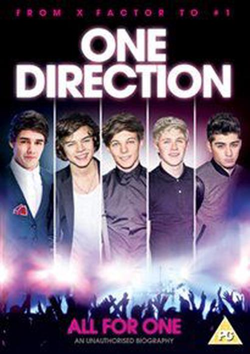 One-Direction-All-for-One-Digital-Versatile-Disc-DVD-Region-2-Brand-New-Fre