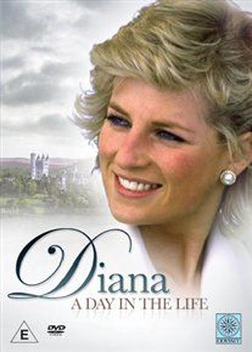 Princess-Diana-A-Day-in-the-Life-Digital-Versatile-Disc-DVD-Brand-New
