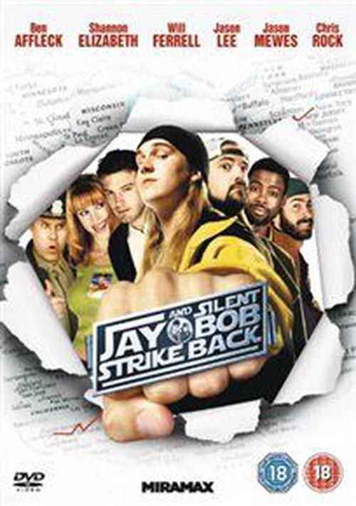 Jay-and-Silent-Bob-Strike-Back-Digital-Versatile-Disc-DVD-Region-2-Brand-New