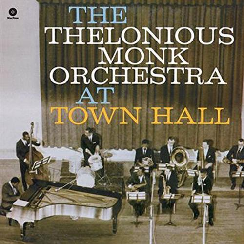 At-Town-Hall-Monk-Thelonious-Orchestra-New-Sealed-CD-Free-Shipping