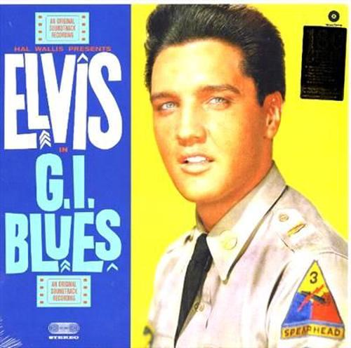 G-i-Blues-PRESLEY-ELVIS-New-Sealed-CD-Free-Shipping