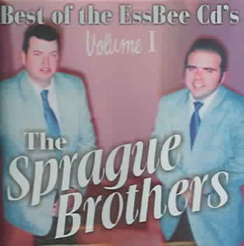 Best-Of-The-EssBee-CDs-Vol-1-Brothers-Sprague-New-Sealed-CD-Free-Shipping
