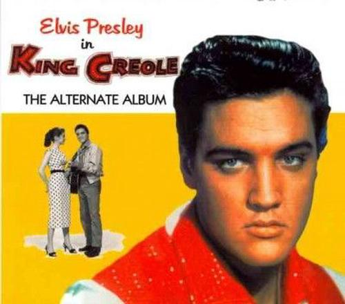 King-Creole-The-Alternate-Album-Elvis-Presley-New-Sealed-CD-Free-Shipping