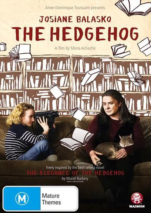 The-Hedgehog-DVD-Region-4-Brand-New-Free-Shipping