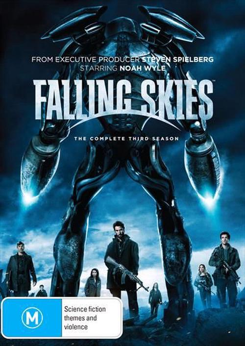 Falling-Skies-Season-3-DVD-Region-4-Brand-New-Free-Shipping