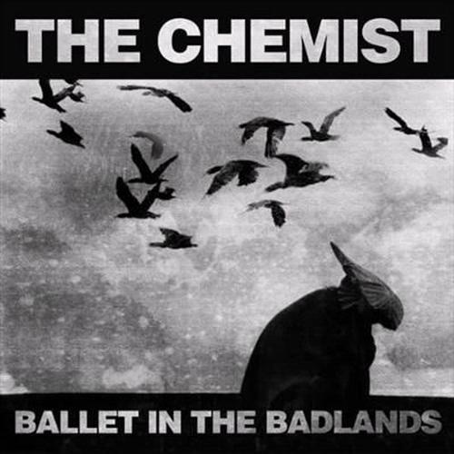Ballet-in-the-Badlands-Chemist-New-Sealed-CD-Free-Shipping