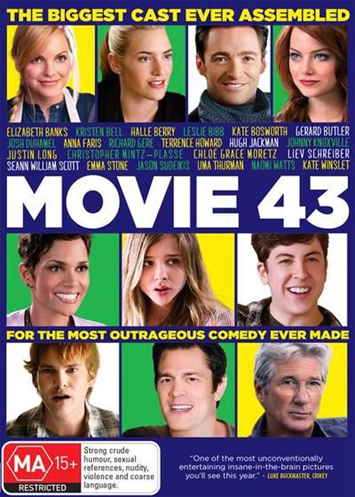 Movie-43-DVD-Region-4-Brand-New-Free-Shipping