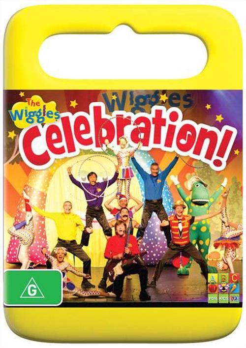 Wiggles-The-Celebration-DVD-Region-4-Brand-New-Free-Shipping