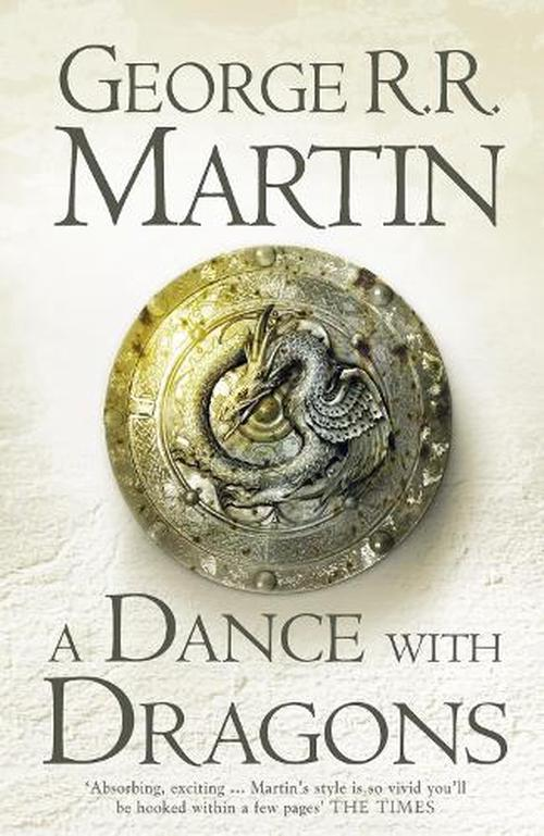 NEW-A-Dance-with-Dragons-by-George-R-R-Martin-Hardcover-Book-English-Free-Shi