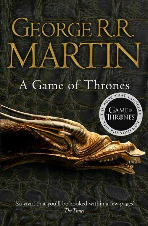 NEW-A-Game-of-Thrones-by-George-R-R-Martin-Paperback-Book-A