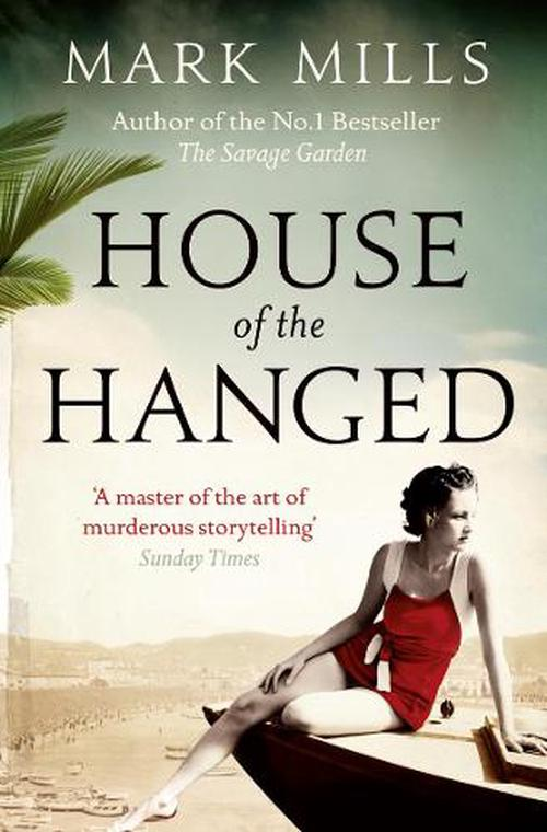 NEW-House-of-the-Hanged-by-Mark-Mills-Paperback-Book-English-Free-Shipping