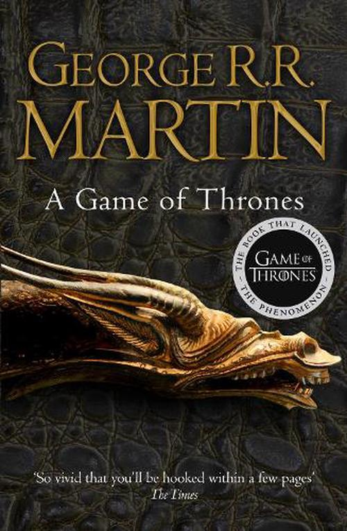 NEW-A-Game-of-Thrones-by-George-R-R-Martin-Paperback-Book-English