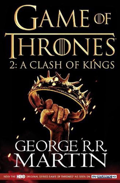 NEW-Clash-of-Kings-Game-of-Thrones-Season-Two-by-George-R-R-Martin-English-Fr