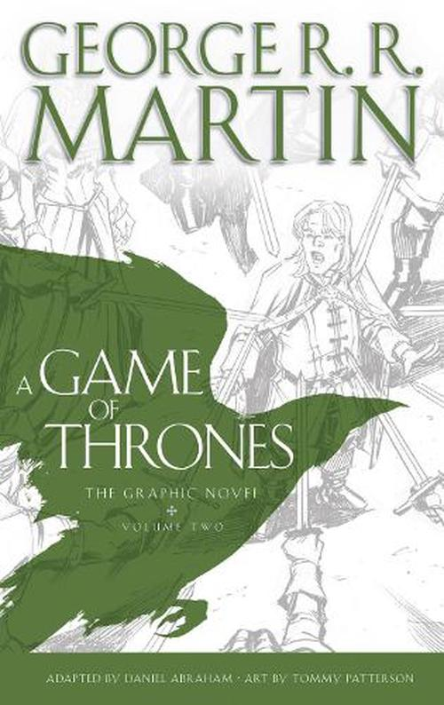 NEW-Game-of-Thrones-Graphic-Novel-Volume-Two-by-George-R-R-Martin-Hardcover-Bo