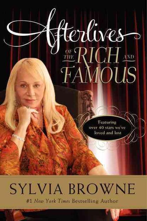 NEW-Afterlives-of-the-Rich-and-Famous-by-Sylvia-Browne-Paperback-Book-English