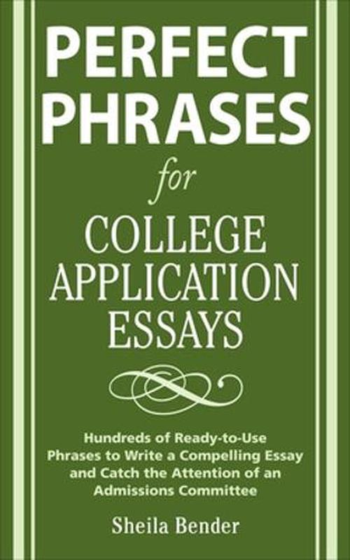 hilarious college admission essay