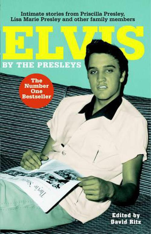 NEW-Elvis-by-Priscilla-Beaulieu-Presley-Paperback-Book