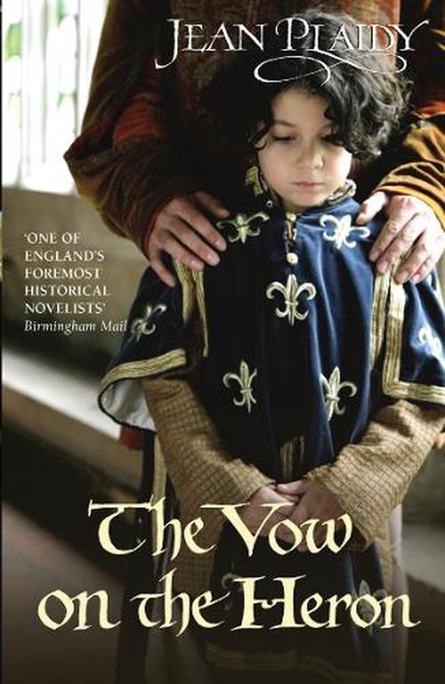 NEW-The-Vow-on-the-Heron-by-Jean-Plaidy-Paperback-Book-Free-Shipping
