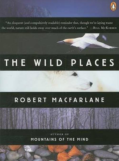 NEW-The-Wild-Places-by-Robert-MacFarlane-Paperback-Book-English-Free-Shipping