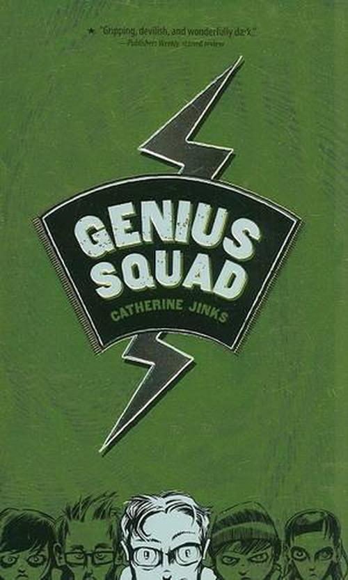 NEW-Genius-Squad-by-Catherine-Jinks-Paperback-Book-English-Free-Shipping