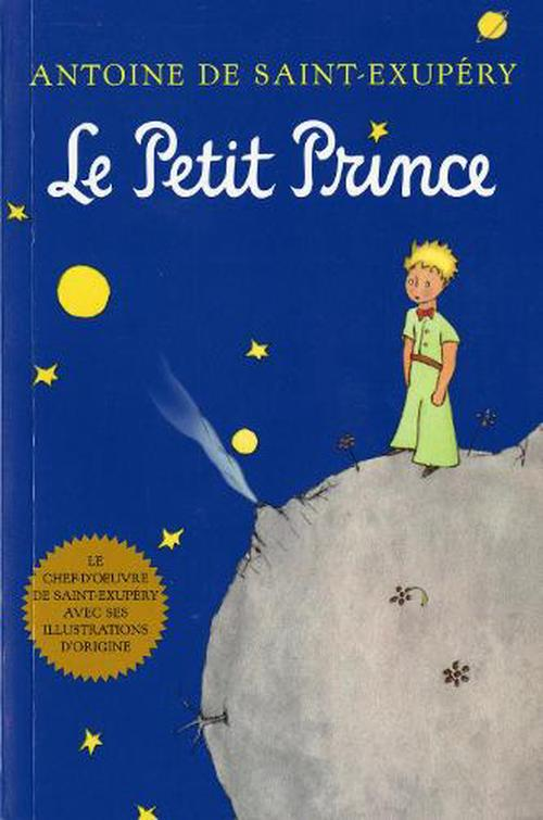 NEW-Le-Petit-Prince-French-by-Antoine-de-Saint-Exupery-Paperback-Book-French