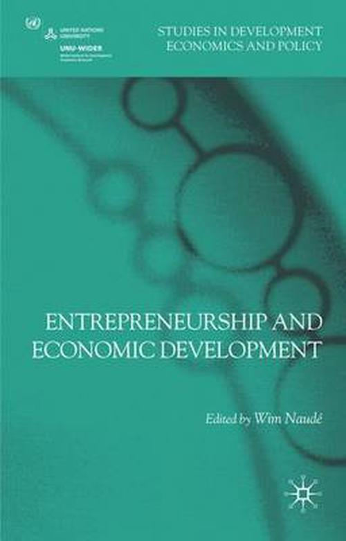NEW-Entrepreneurship-and-Economic-Development-by-Wim-Naude-Hardcover-Book-Engli