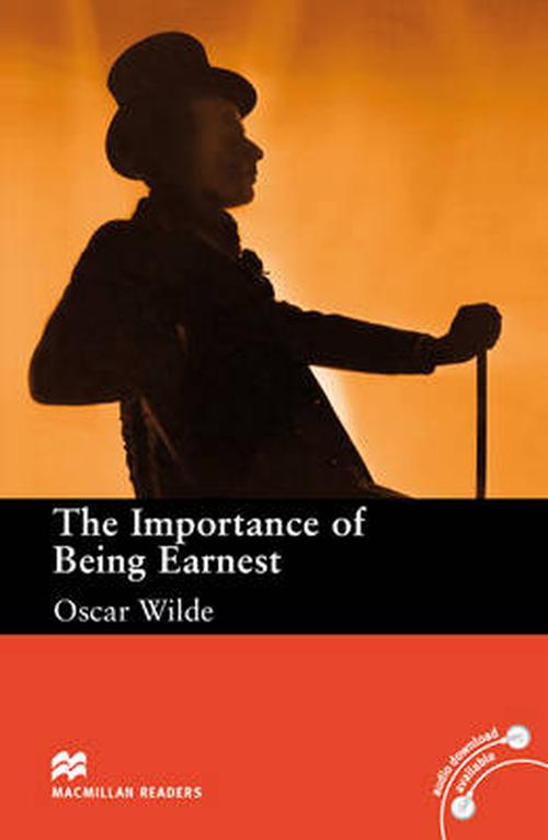 NEW-Macmillan-Readers-the-Importance-of-Being-Earnest-Upper-Intermediate-Level-R