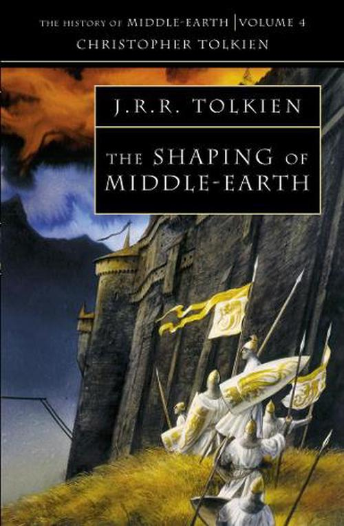 NEW-The-Shaping-of-Middle-Earth-by-J-R-R-Tolkien-Paperback-Book-Free-Shipping