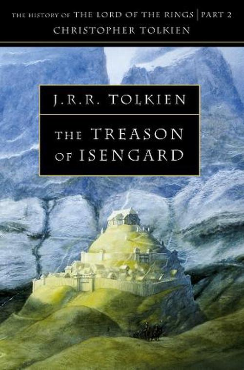 NEW-The-Treason-of-Isengard-by-J-R-R-Tolkien-Paperback-Book