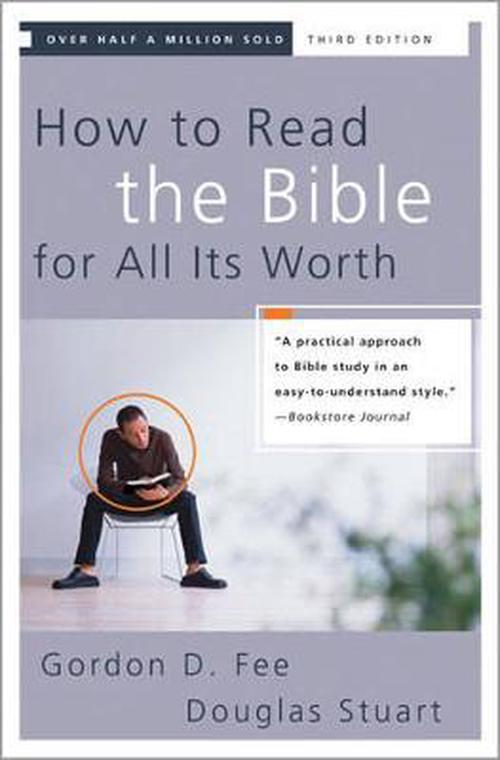 NEW-How-to-Read-the-Bible-for-All-Its-Worth-by-Gordon-D-Fee-Paperback-Book-Eng
