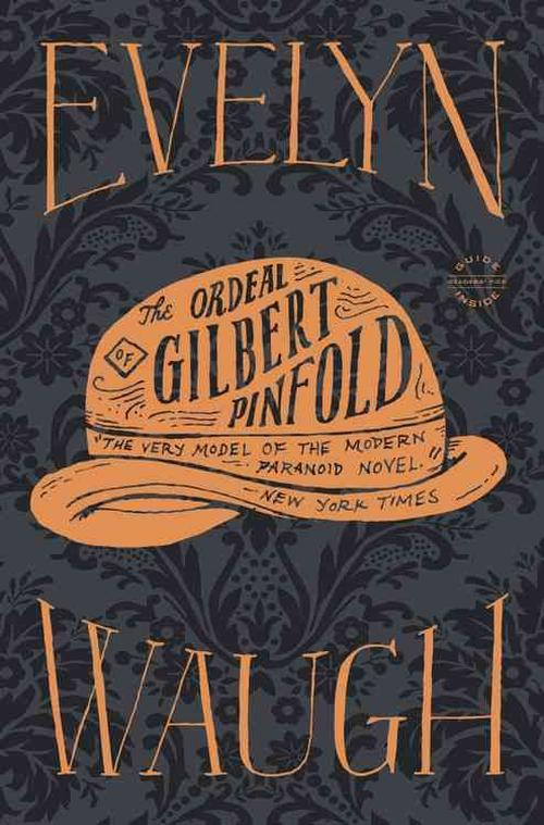 NEW-The-Ordeal-of-Gilbert-Pinfold-by-Evelyn-Waugh-Paperback-Book-English-Free