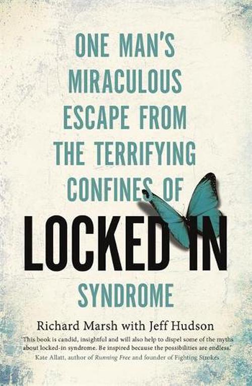 NEW-Locked-in-by-Richard-Marsh-Paperback-Book-Free-Shipping