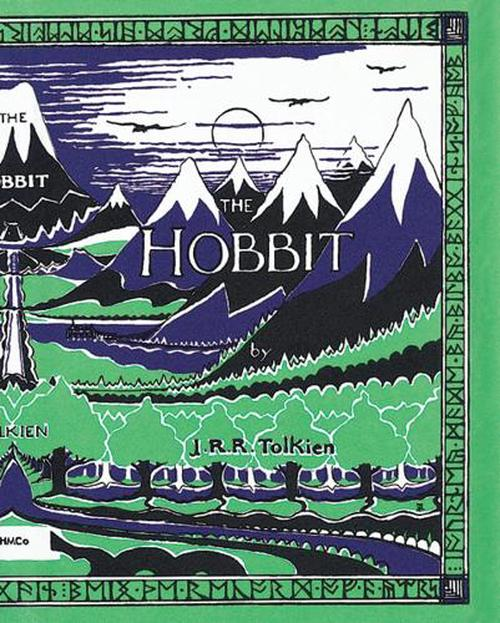 NEW-The-Hobbit-Or-There-and-Back-Again-by-J-R-R-Tolkien-Hardcover-Book