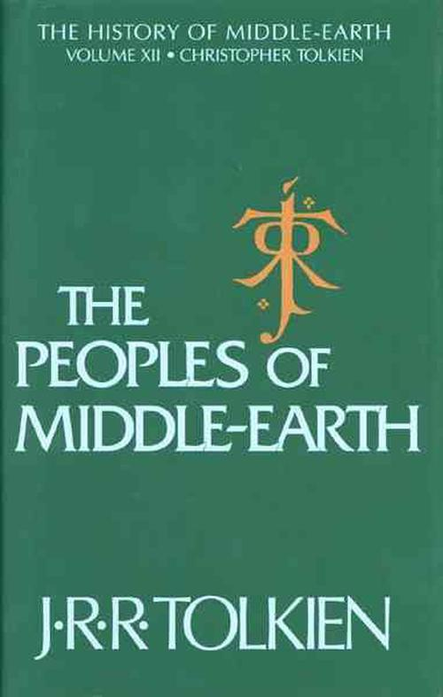 NEW-The-Peoples-of-Middle-Earth-by-J-R-R-Tolkien-Hardcover-Book-English