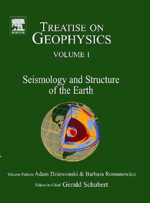 NEW-Treatise-on-Geophysics-by-Gerald-Schubert-Hardcover-Book-English-Free-Ship